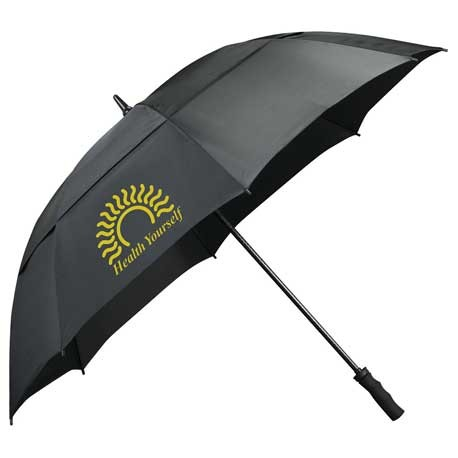 "62"" Course Vented Golf Umbrella"